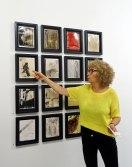 Ilana Salama Ortar, artite invitée de Paréidolie 2016 - vue de l'exposition