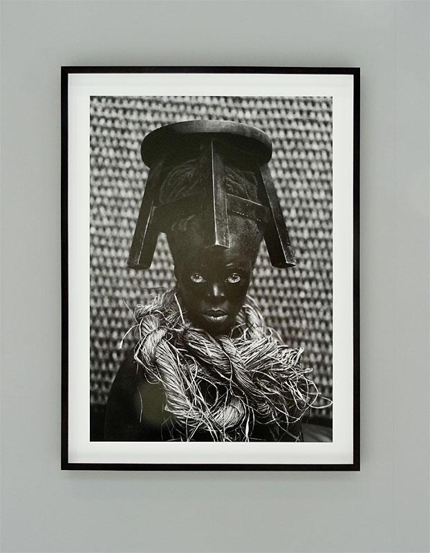 Zanele Muholi, Sibusiso, Cagliari, Sardaigne, Italie, 2015 - «Somnyama Ngonyama» - Fondation LUMA Arles, La Mécanique Générale, Arles 2016