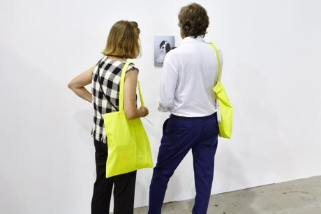 Antoine Levi gallery, Paris, avec Daniel Jacoby, G. Küng, Zoe Williams ART-O-RAMA 2016, Marseille ©jcLett