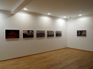 Harry Gruyaert «Variations sous influence, hommage à Antonioni» - Maupetit côté Galerie, 2016 - Vue de l'exposition