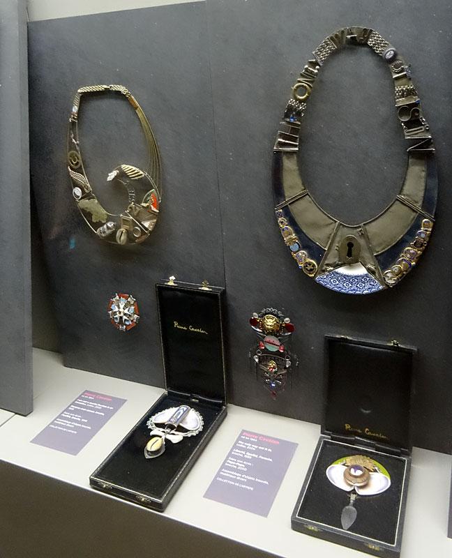 Pierre Cavalan, Broches et Colliers - Mission Mode, Styles Croisés au Château Borély