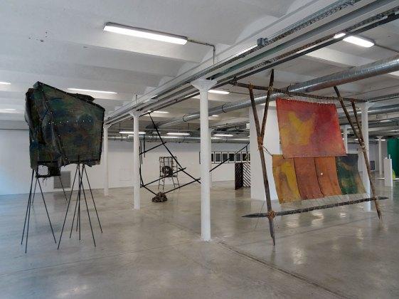 Raoul Reynolds: une rétrospective, Vue de l'exposition à la Friche la Belle de Mai.