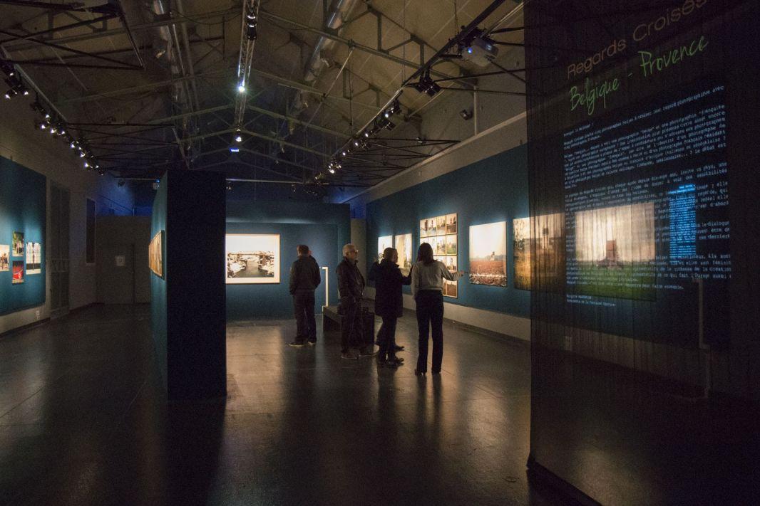 Regards Croisés à la Galerie Zola, Cité du Livre - Aix-en-Provence. copyright Marc Celerier