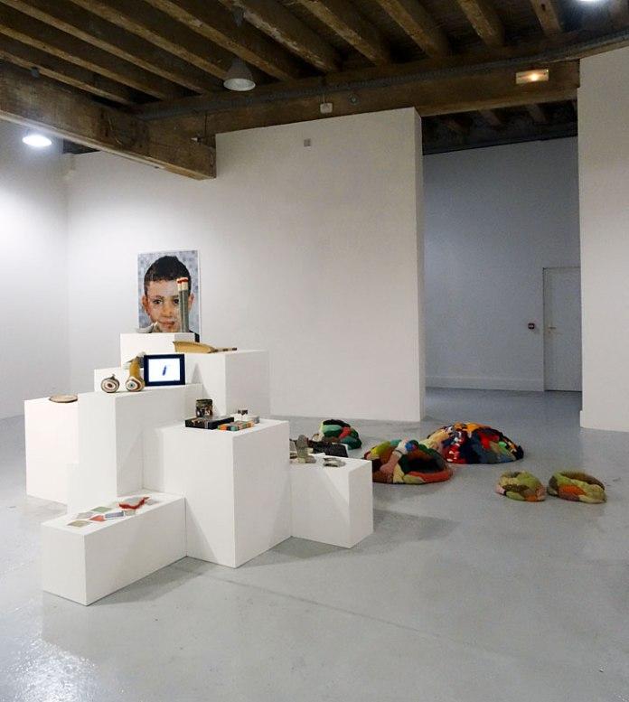 Nathalie Bujold, Artefacts, 1998-2016. Ménage/Montage, Vidéochroniques