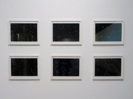 David Haines, Constellation, 2014. Résonances magnétiques à La Panacée, Montpellier