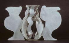 Betty Woodman. Still life I, 1993-1996 © B. Montagnier / CIRVA . Collection CIRVA