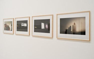 Rainer Ganahl, Seminars - Lectures ; Rosalind Krauss,Bruce Nauman ; Dia Art Foundation, New York 5-23-02, 2002