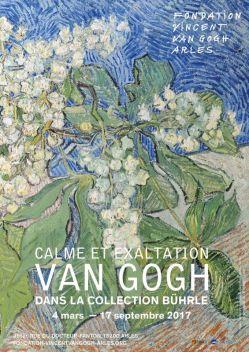 « Calme et Exaltation. Van Gogh dans la Collection Bührle » (4 mars-17 septembre 2017)