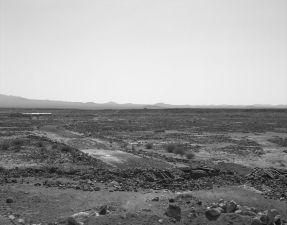 Anne-Marie Filaire, Zone de securite temporaire desert du Danakil Erythree novembre 2001 © Anne-Marie Filaire