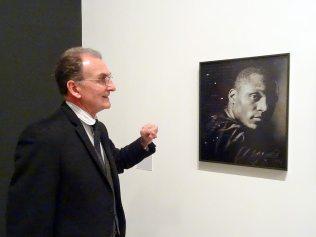 Du Verbe à la Communication – Marc Gensollen à Carré d'Art Nîmes