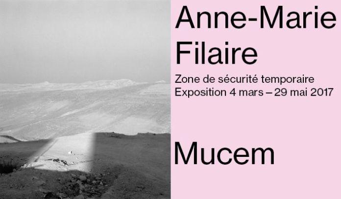 Anne-Marie Filaire - Zone de sécurité temporaire au MuCEM