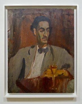 Alice Neel, Carlos Enriquez, 1926