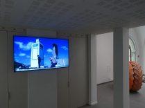 Moussa Sarr, L'appel (série Points de vue), 2013 - La convergence des antipodes, Mécènes du Sud Montpellier-Sète