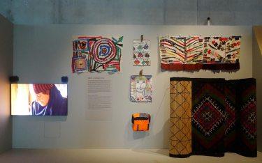 Vies d'ordures - MuCEM - Réemployer – Réutiliser - Recycler - Artisanats textiles