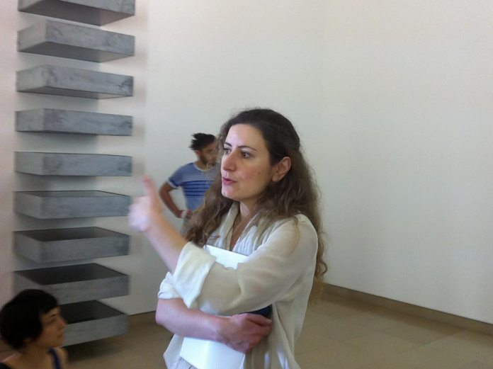 A different way to move - Carré d'Art - Marcella Lista
