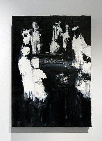 Patrice Palacio, Kouloume, 2016 - Voodoo Rituals - Galerie Samira Cambie, Montpellier