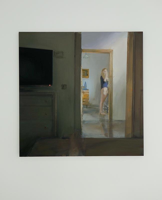 Florin Stefan, Camera obscura 2, 2017 - La boîte rouge Iconoscope, Montpellier