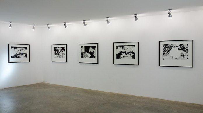Sylvain Fraysse Série Rust never sleep, 2017 - Galerie Vasistas