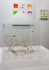 Sylvie Romieu à la Galerie Annie Gabrielli