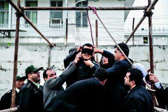 Arash Khamooshi, Geste de pardon-© Arash Khamooshi