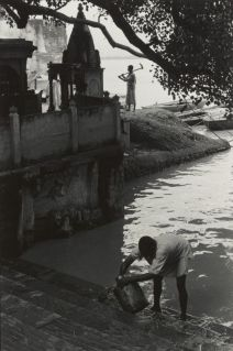 Benares, 1970, Photographie de William Gedney avec l'accord de la bibliothèque David M. Rubenstein Rare Book & Manuscript Library at Duke University