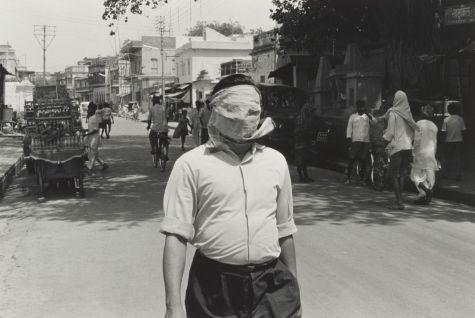 Benares India, 1969-1971, Photographie de William Gedney avec l'accord de la bibliothèque David M. Rubenstein Rare Book & Manuscript Library at Duke University