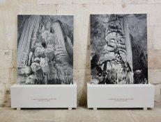 Dune Varela, Toujours le soleil – Rencontres Arles 2017 - La Grotte des Demoiselles, 2016. Impression sur plâtre