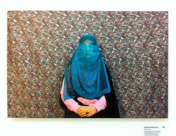Iran, Année 38 - Rencontres Arles 2017 - Qui sommes-nous? - Ebrahim Noroozi, série En deuil, 2015