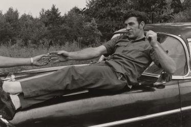 Junior Cornett, Corbin, Kentucky, 1972, Photographie de William Gedney avec l'accord de la bibliothèque David M. Rubenstein Rare Book & Manuscript Library at Duke University