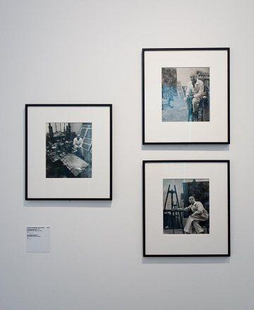 Robert Doisneau, portraits de Dubuffet - L'outil photographique Rencontres Arles 2017