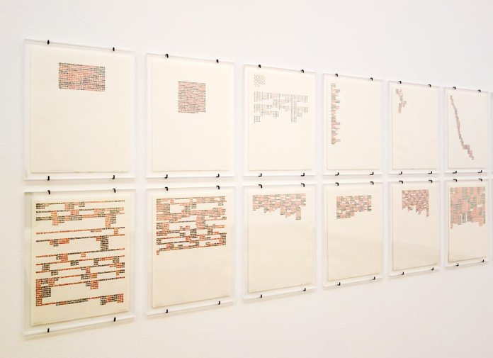 Carl Andre, Yucatan, 1972 - A different way to move - Minimalismes