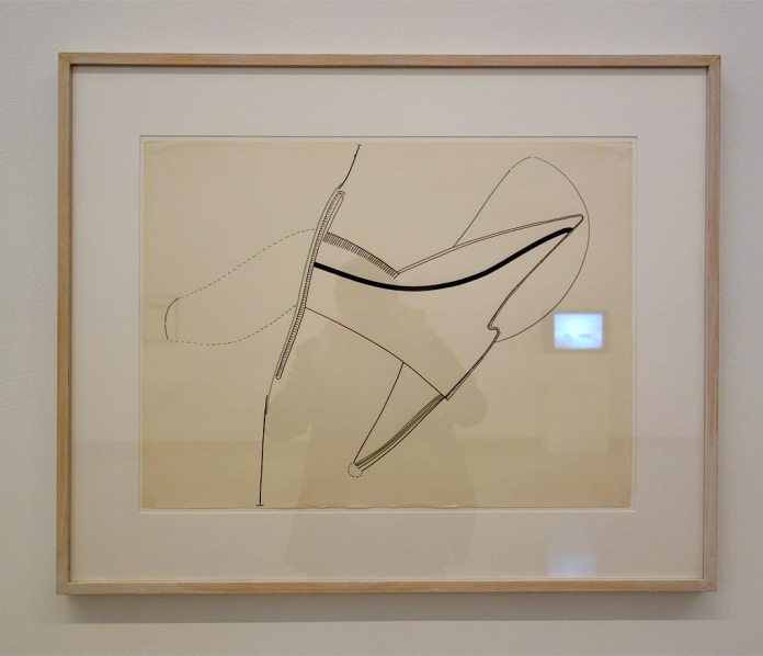 Eva Hesse, Sans titre, 1965 - A different way to move - Minimalismes