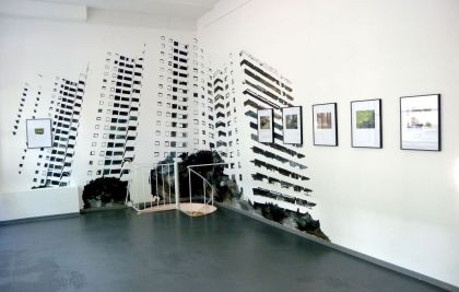 Katrin Ströbel, Les Abris, 2010 Pareidolie 2017 - Carte blanche à l'Espace de l'Art Concret, centre d'art contemporain - EAC (Mouans-Sartoux)