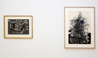 Passion de l'art, galerie Jeanne Bucher Jaeger depuis 1925 au Musée Granet - Nicolas de Stael, Composition, 1946 et 1948