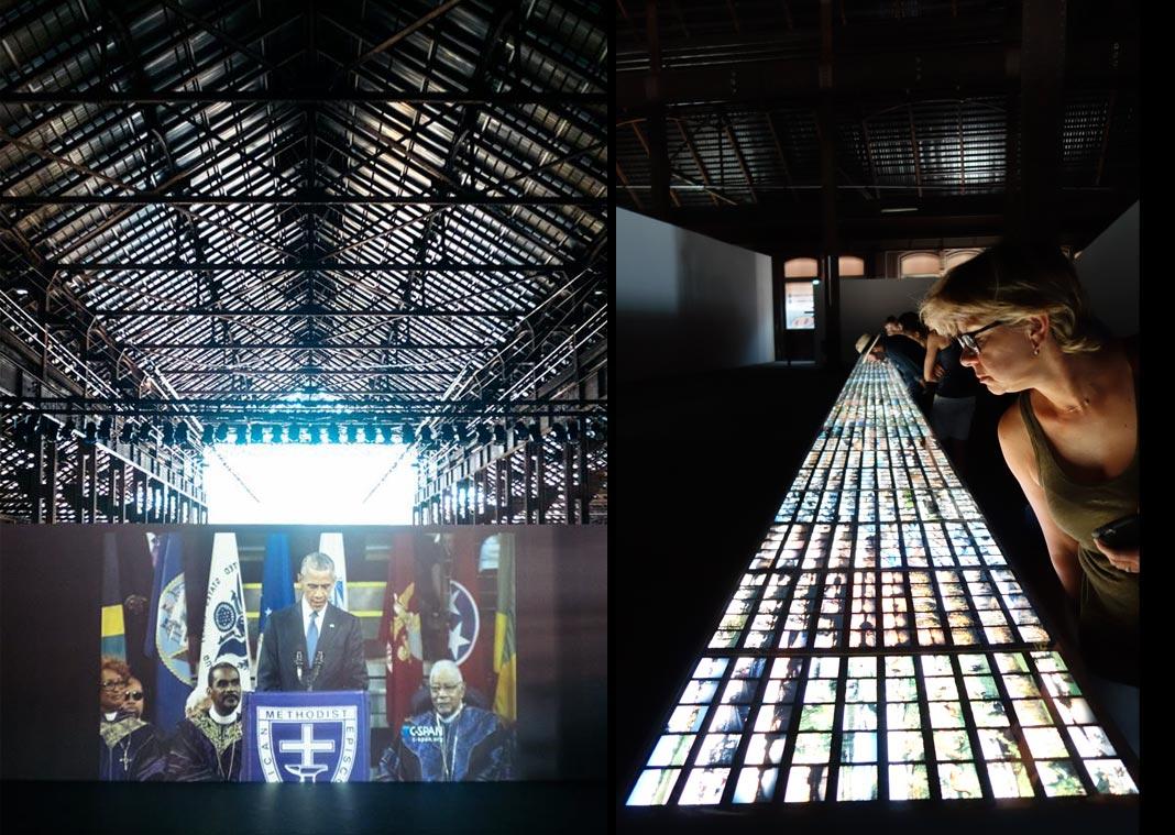 Peter Fischli et David Weiss - Arthur Jafa à la Fondation LUMA Arles