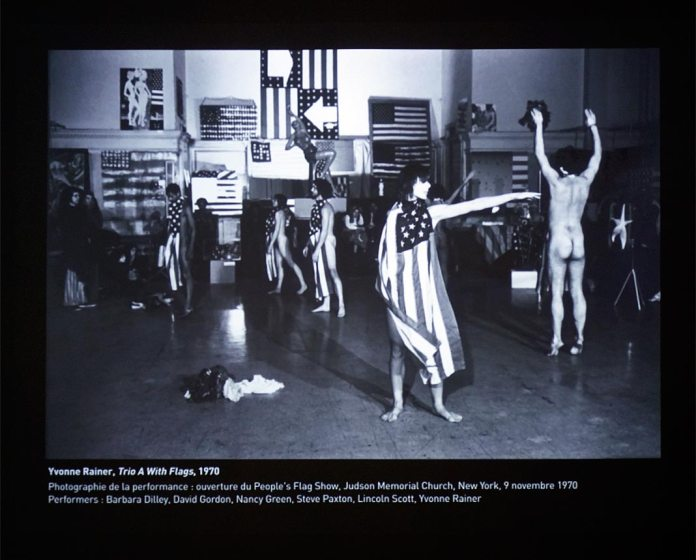 Peter Moore, Photographies de performances - The Judson Dance Theater et autour, 1962-72 - A different way to move - Minimalismes