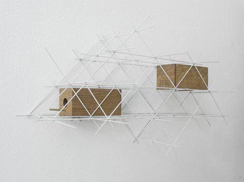 Chertlüdde, Alvaro Urbano, Utopias are for Birds, Yona Friedman, Ville Spatiale (1958-1959), 2017