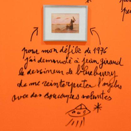 Dessin-Destin, Collection Jean-Charles de Castelbajac, Robert Gigé - Drawing room 017 - La Panacée Montpellier