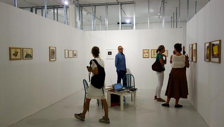 Galerie Eva Meyer (Paris) - Pareidolie 2017, Marseille