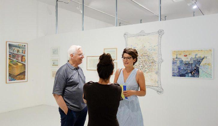 Galerie Jean Brolly (Paris) - Pareidolie 2017, Marseille