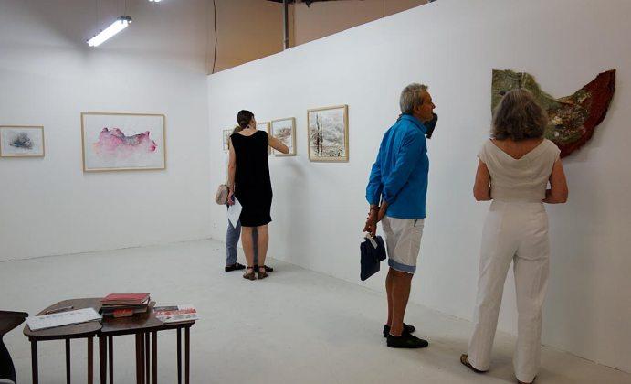 Galerie Papillon (Paris) - Pareidolie 2017, Marseille