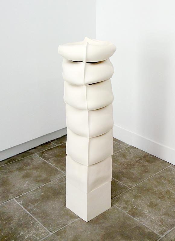 Jean-Baptiste Caron, La part d'infini, 2013 - White Spirit à la galerie ALMA