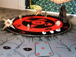 Jimmy Richer Jimmy Richer - Le club de l'heure sans ombre à la galerie chantiers BoîteNoire – Montpellieret l'inventimité au club de l'heure sans ombre 05