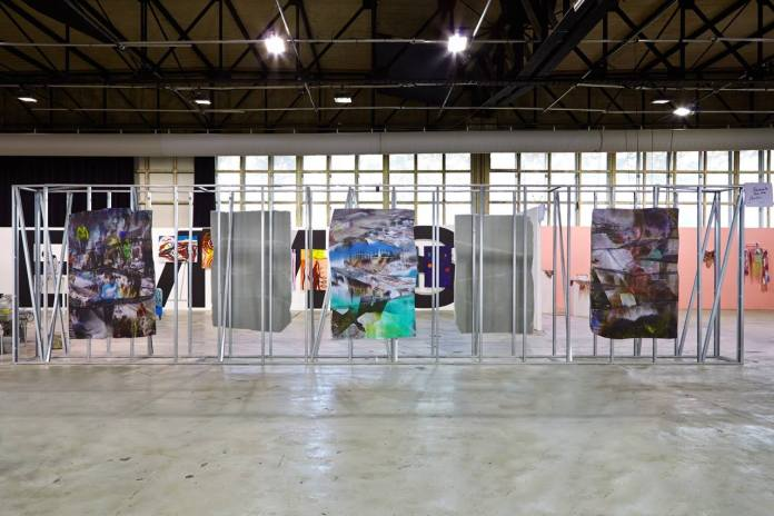 Neumeister Bar-Am - Art-O-Rama 2017, Marseille Photo (c) Neumeister Bar-Am