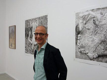 Simon Pasieka - Galerie Clémence Boisanté (Montpellier) - Drawing room 017 - La Panacée Montpellier 04