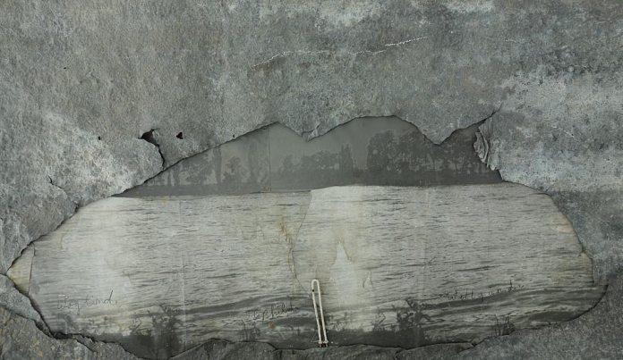 Anselm Kiefer, Les filles du Rhin, 1969-1989 (détail)