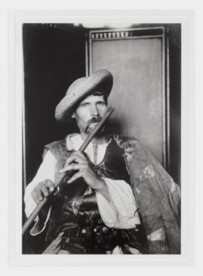 Augustus F. Sherman, Romanian Piper, circa 1906-1914. Courtesy of the U.S. Department of the Interior, National Park Service, Statue of Liberty N.M. and Ellis Island