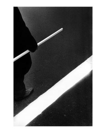 Ralph Gibson, Image from Deja-Vu', 1973 © Ralph Gibson - extrait de La Trilogie, 1970/1974. copyright. Ralph Gibson / Lustrum Press Inc.