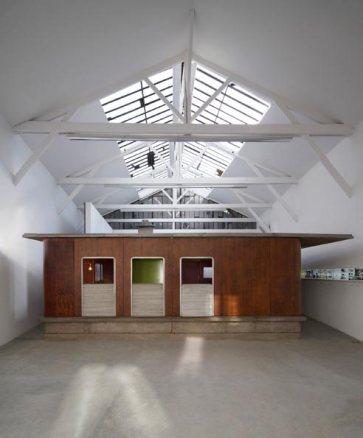 Jean Prouvé, Maison des jours meilleurs, 1956 - Photo © Galerie Patrick Seguin