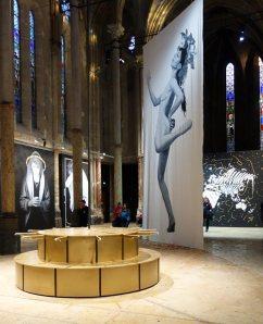 AL – Mécanisme d'Aurores pour Horloge Crépusculaire au Carré Sainte-Anne de Montpellier